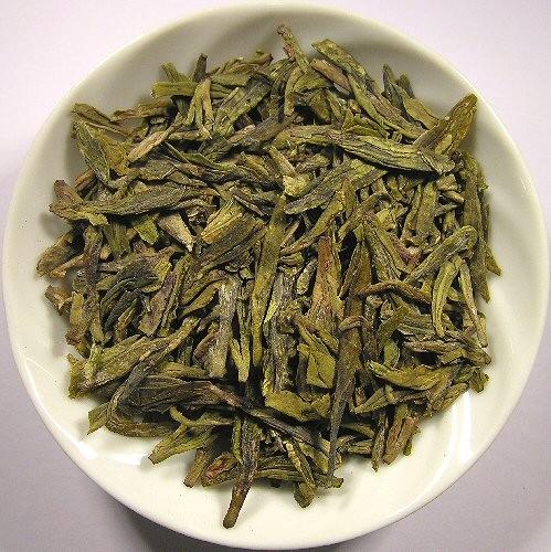 Thé vert Lung Ching