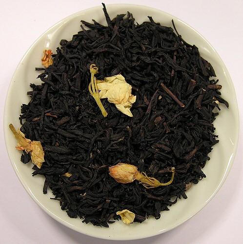 Thé noir à l'abricot