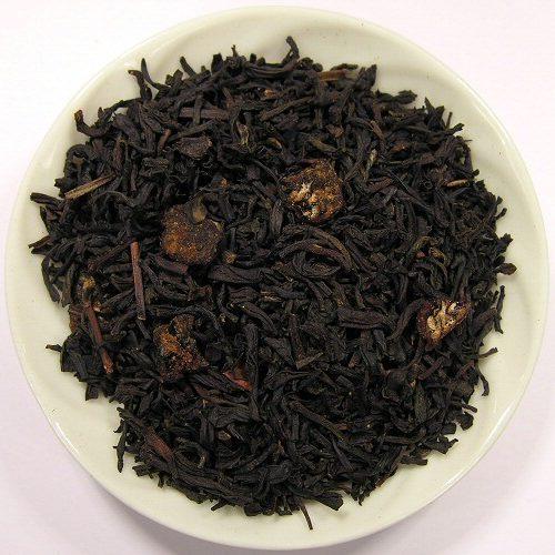 Thé noir cerises sauvages