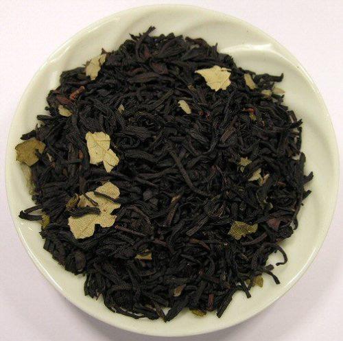 Thé noir à la framboise