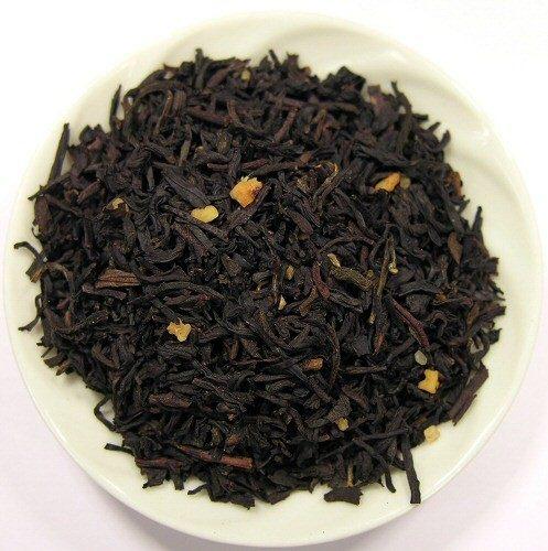 Thé noir à la noisette