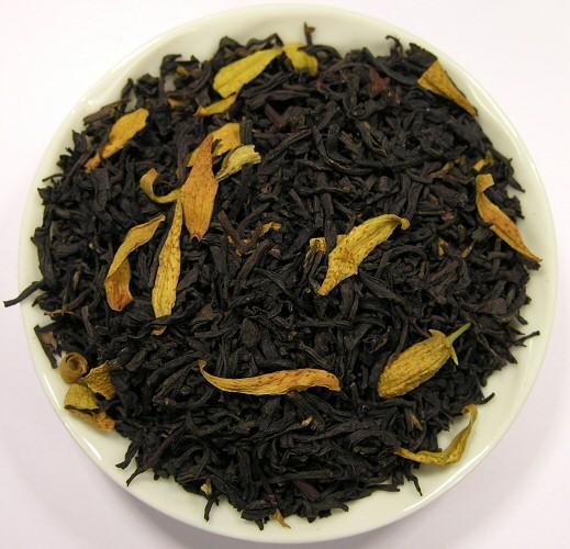 Thé noir Orange Blossom