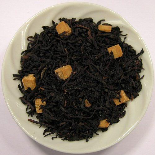 Thé noir Toffee Caramel