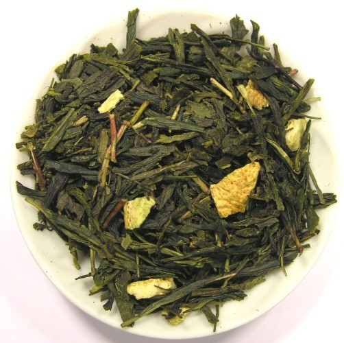Thé Sencha Sweet Lemon