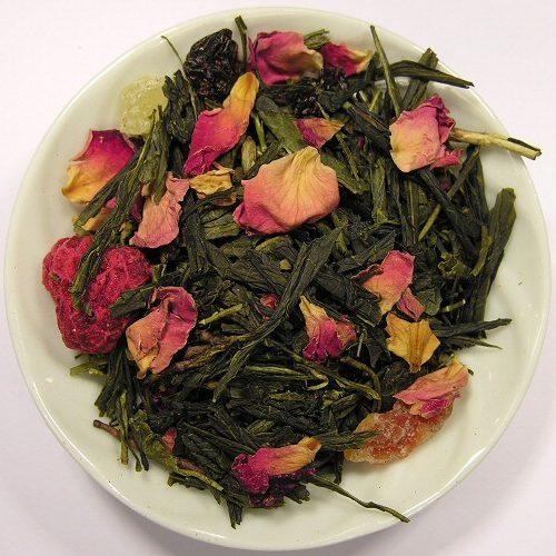Thé vert Sencha Caraibes