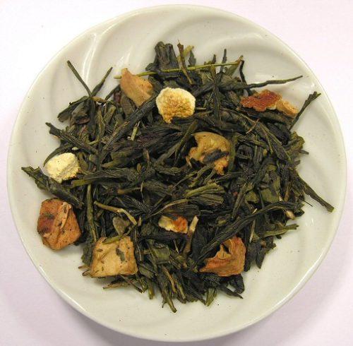 Thé vert Sencha Mirabelle