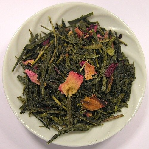 Thé vert Sencha Tropical Moonlight