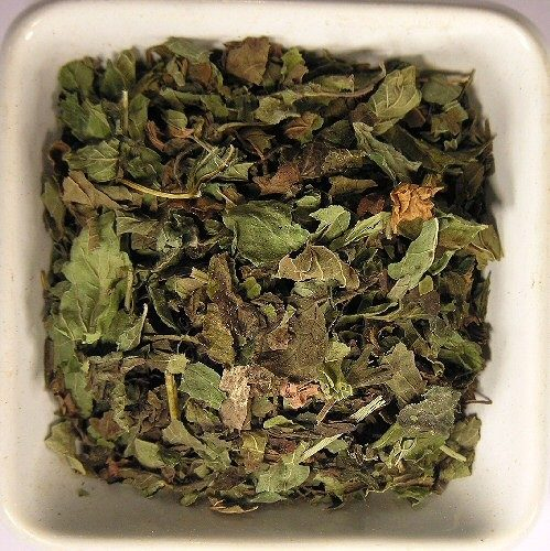 Herbal tea - Mélisse