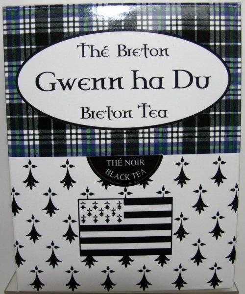 Thé noir breton Gwenn ha Du
