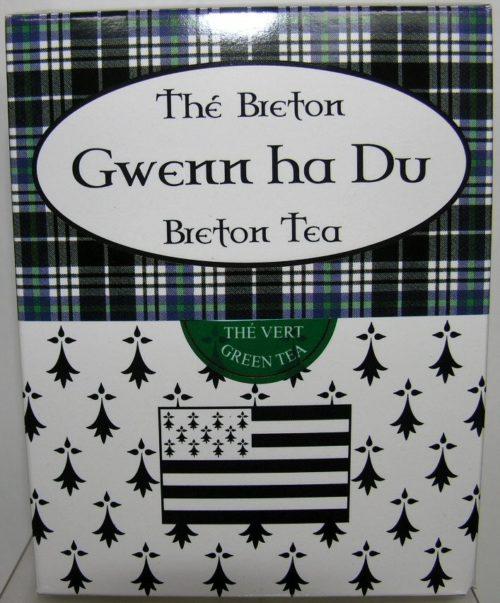 Thé vert breton Gwenn ha Du