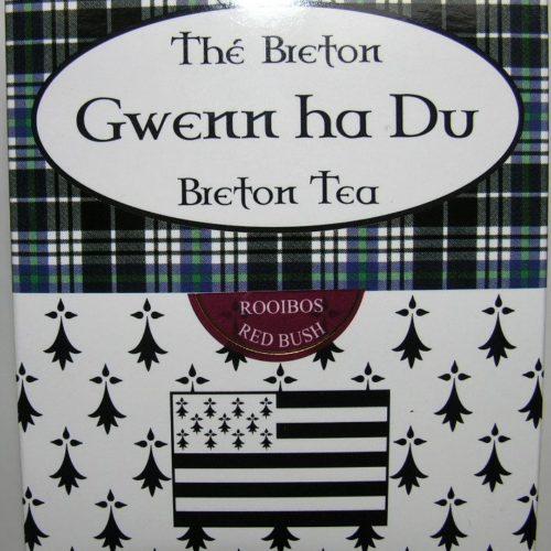 Rooibos breton Gwenn ha Du