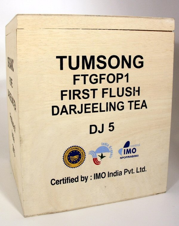 Darjeeling Tumsong first flush 2013 Dj5